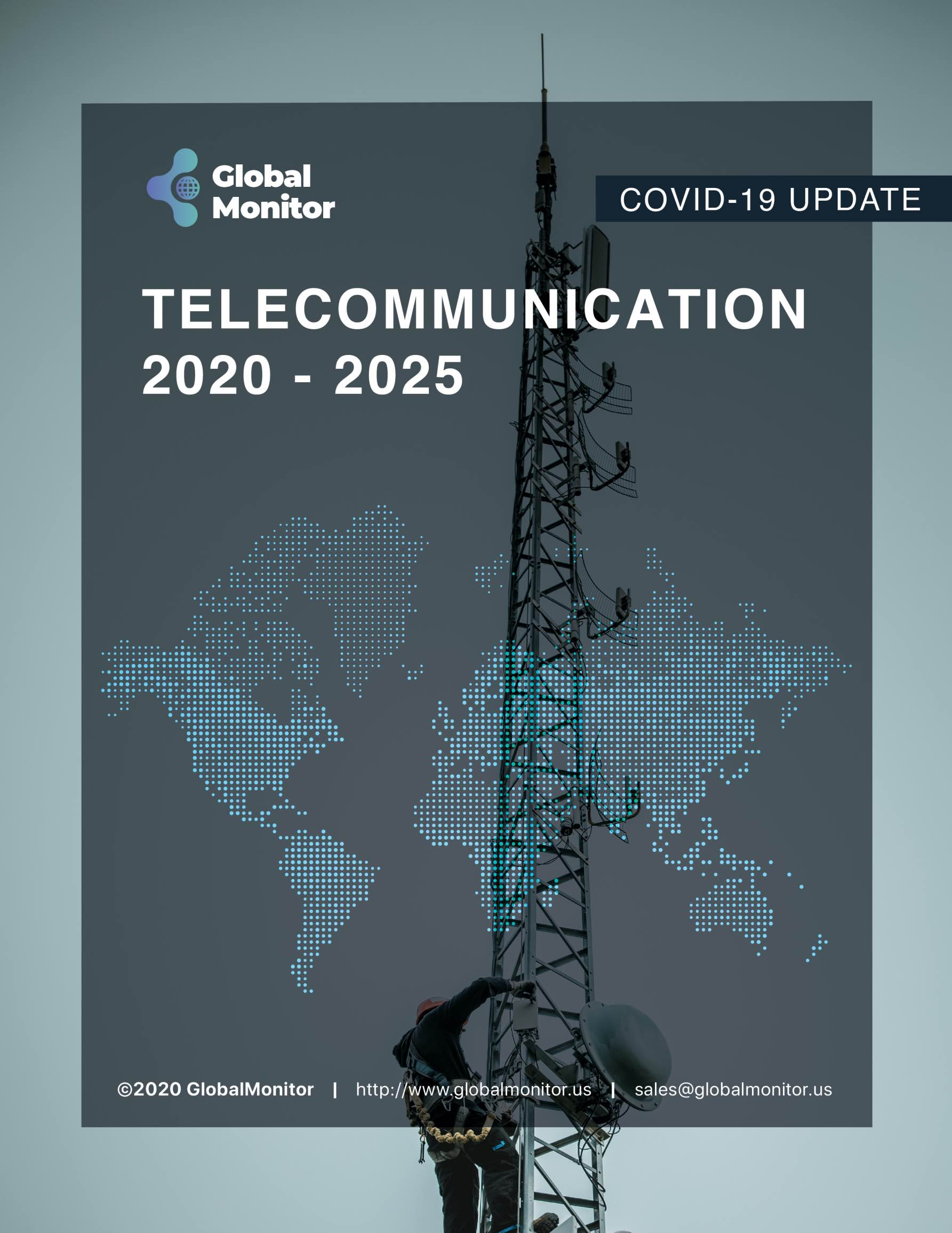 United States Telecom Infrastructure Market Trends, Statistics, and Telecom Tower Analysis