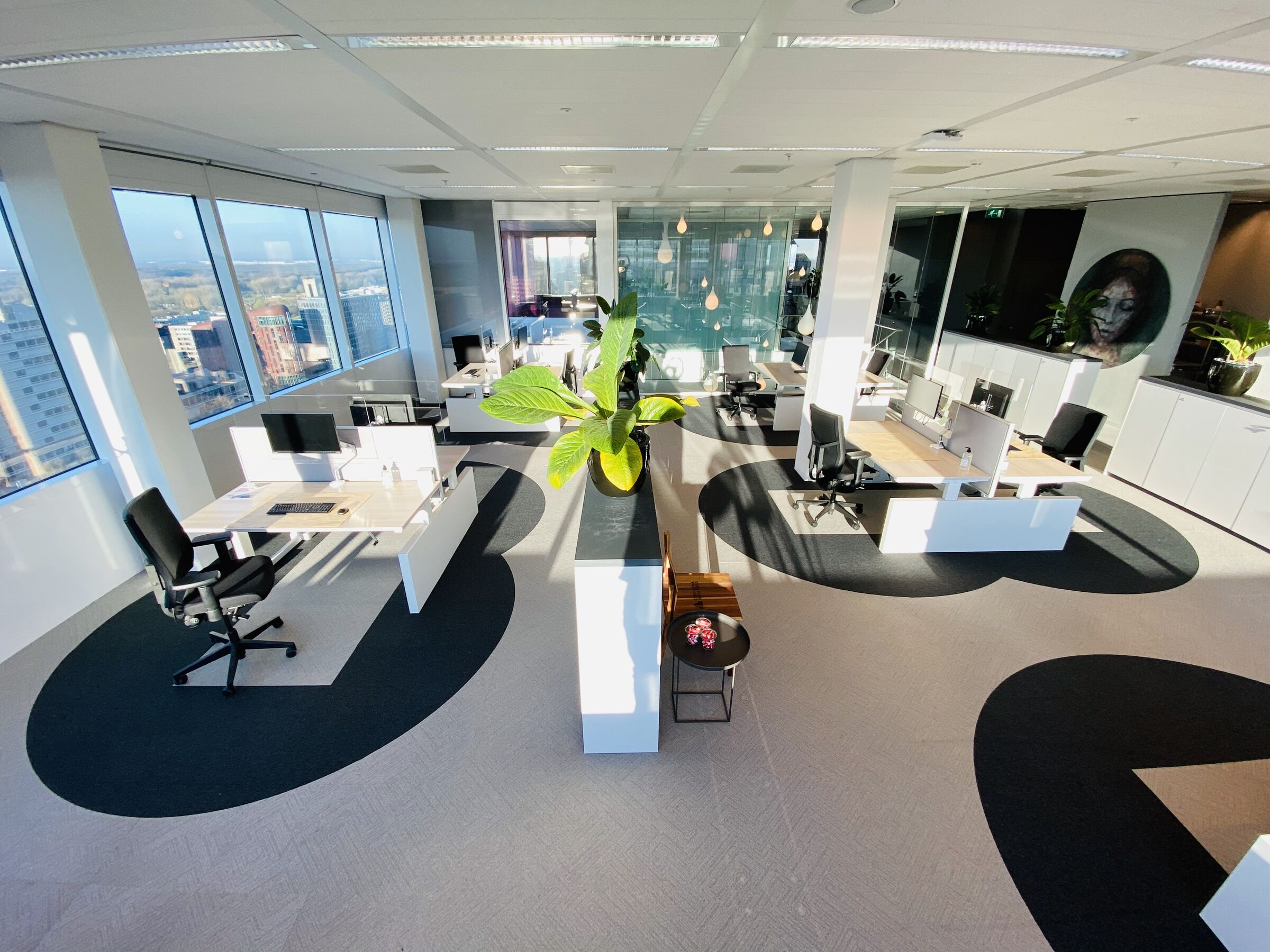 "Design By Covid: How to design the ""touchless"" workspace of the future?"