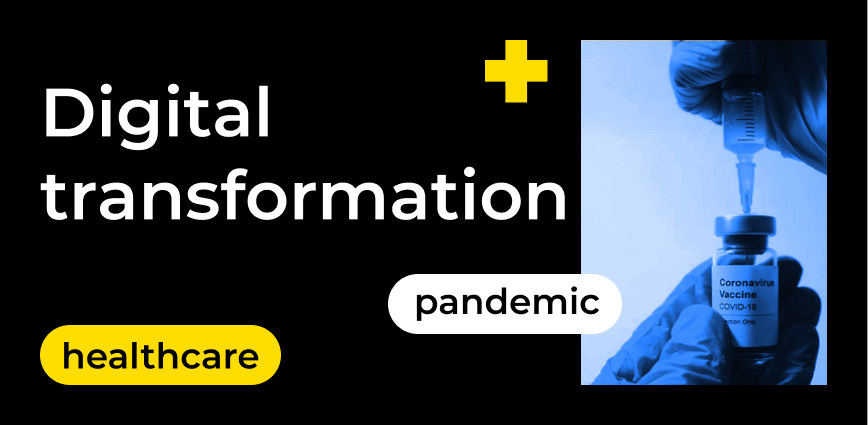 Digital transformation of healthcare systems: The light at the end of the pandemic tunnel?