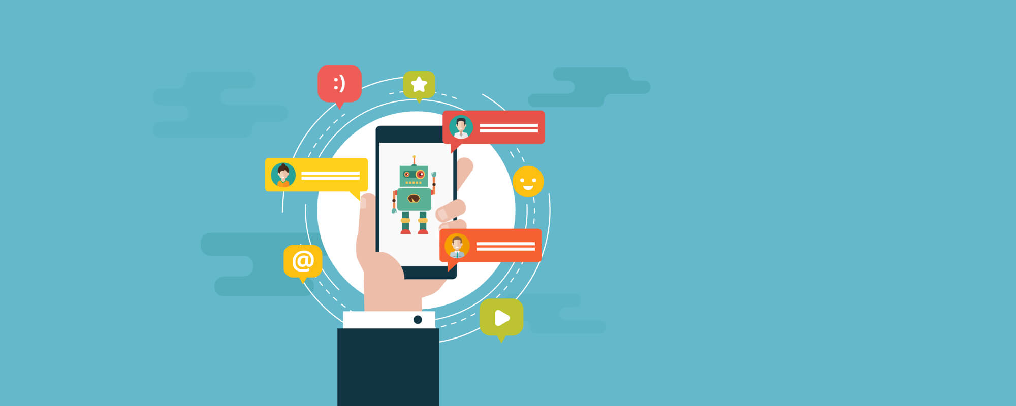 4 simple steps to designing the chatbots of the future
