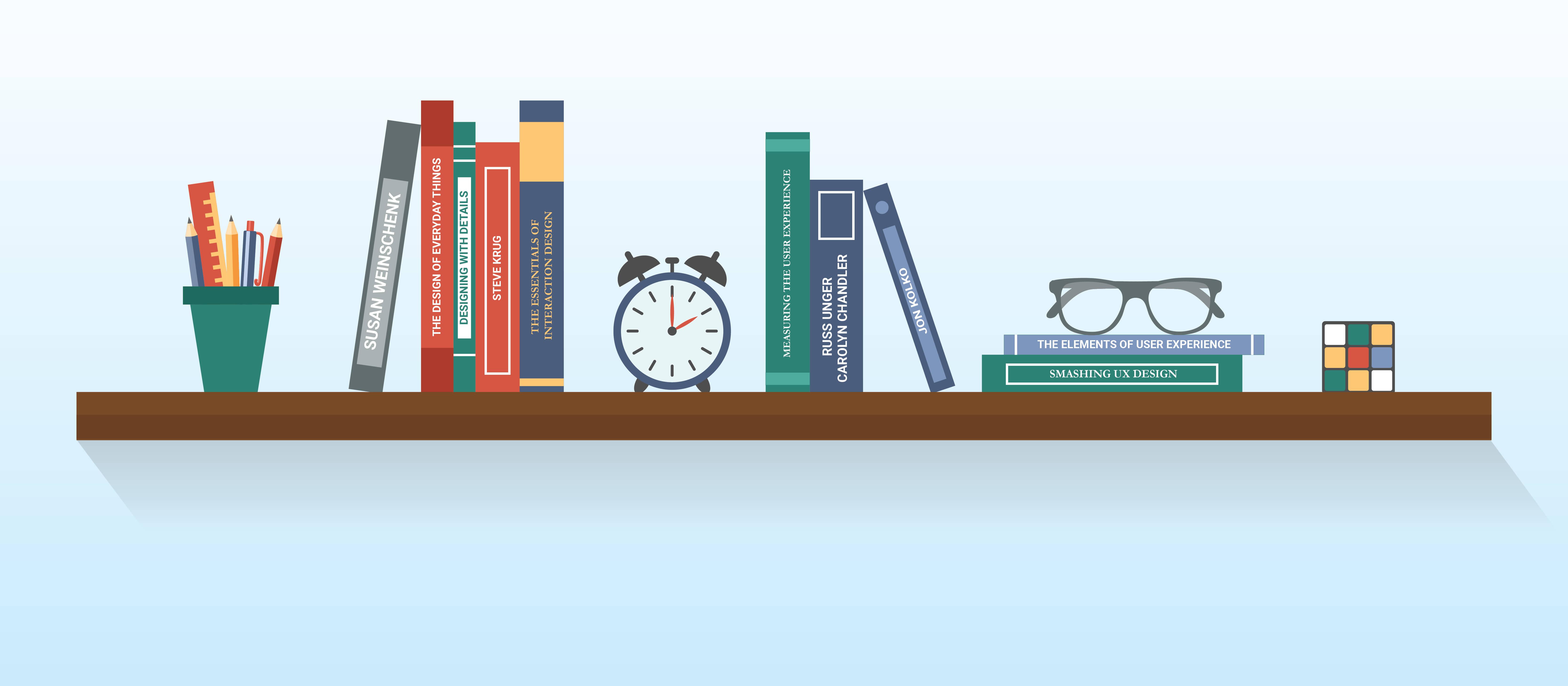 10 Essential Books Every Designer Must Read