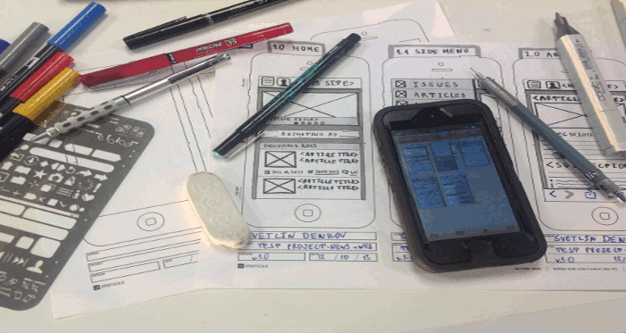 Your Guide to Wireframing