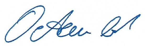 Unterschrift Dr. Daniel Detambel