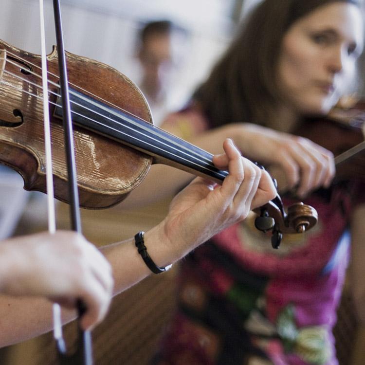 Violine Forum Alte Musik Frankfurt e.V.