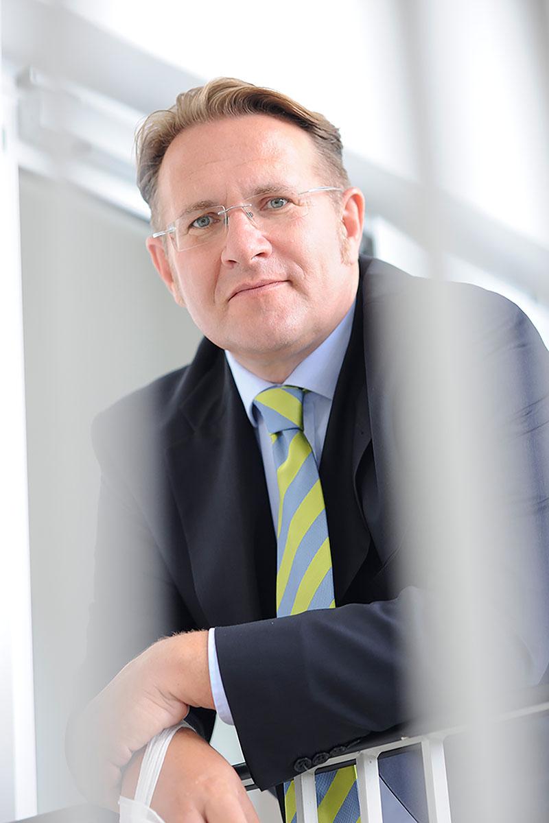 Andreas Hansel Vorstand Symax AG