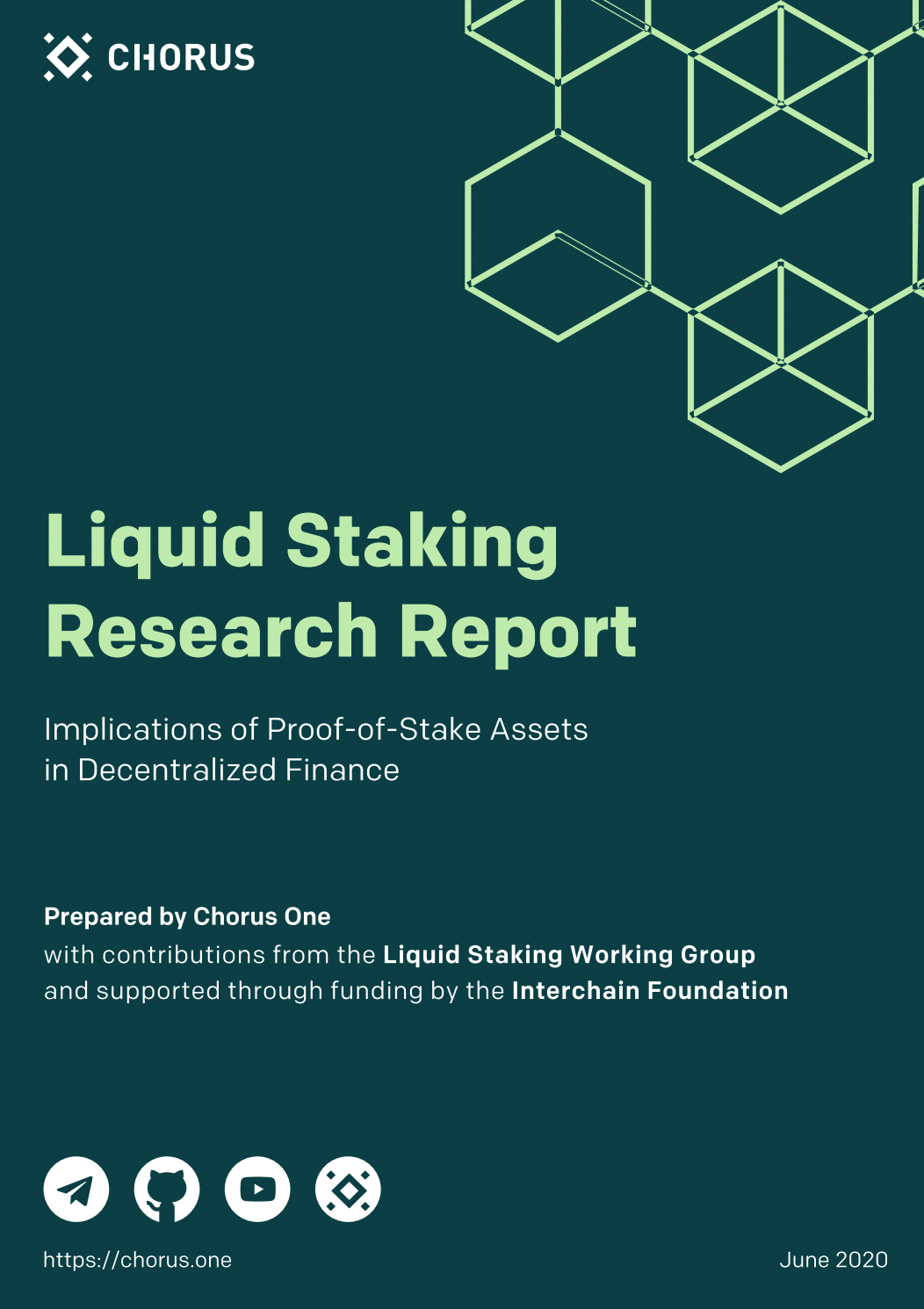 Liquid Staking Research Report