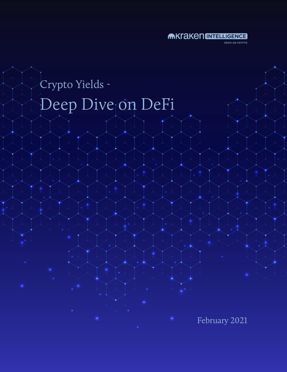 Crypto Yields - Deep Dive on DeFi