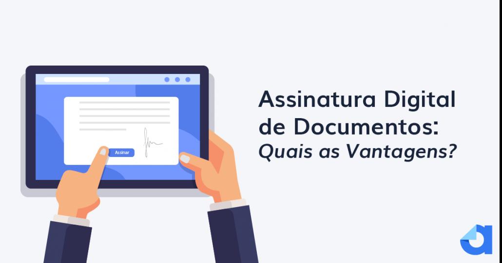 assinatura digital de documentos