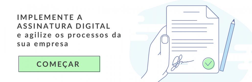 Implemente a Assinatura Digital