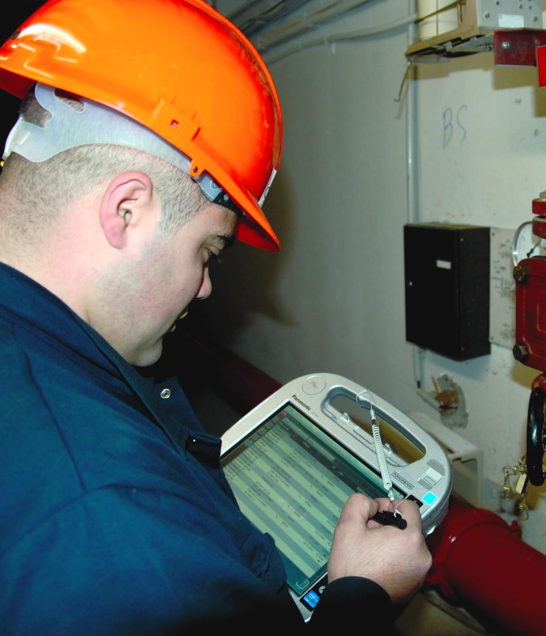 Maintenance multi technique incendie