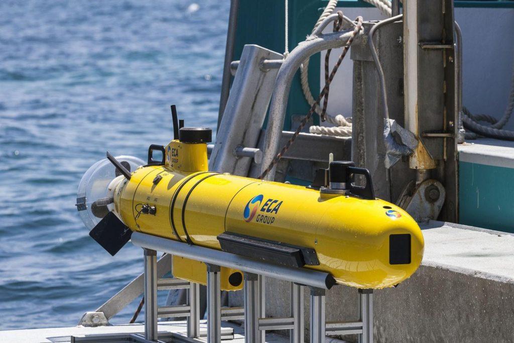 Groupe Gorgé Pôle Drones et Systèmes