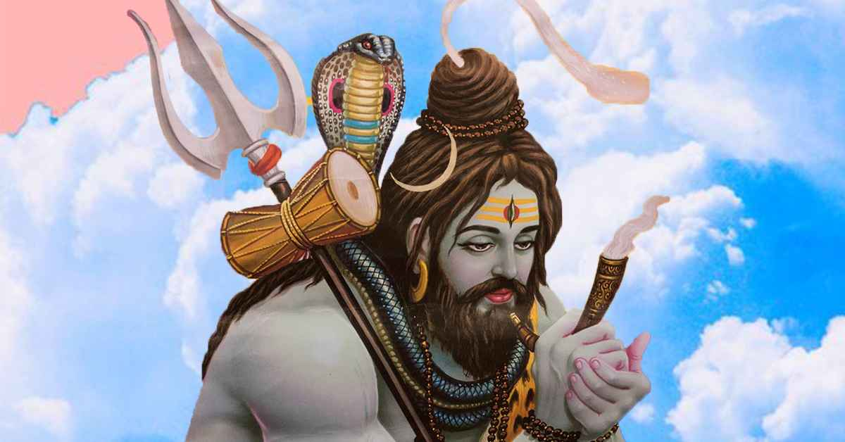 Maha Shivratri 2020 Why Did Lord Shiva Smoke Weed