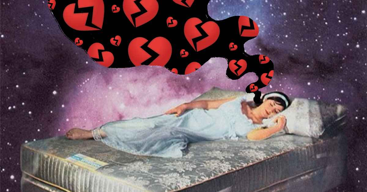 Dreams About An Ex Can Actually Mean More Than You Think