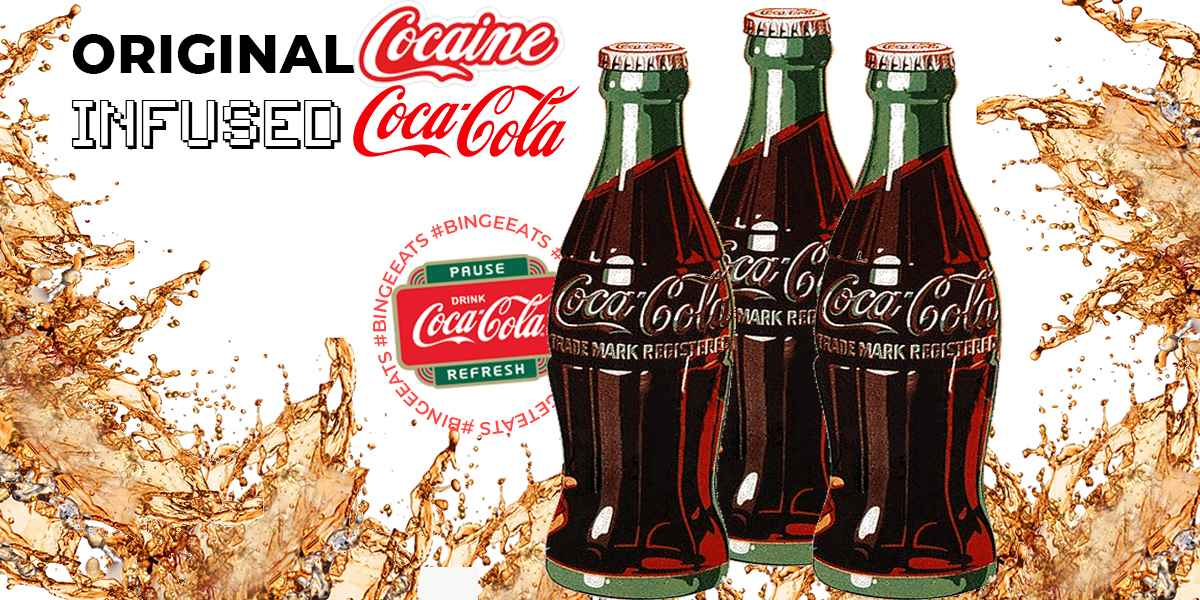 What Does The Original 1886 Cocaine Infused Coca-Cola ...