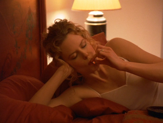 Nicole Kidman in Eyes Wide Shut by Stanley Kubrick