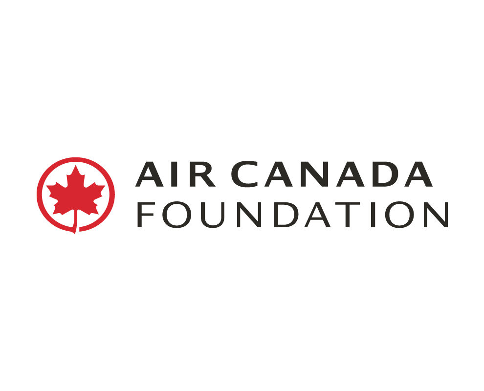 Air Canada Foundation logo