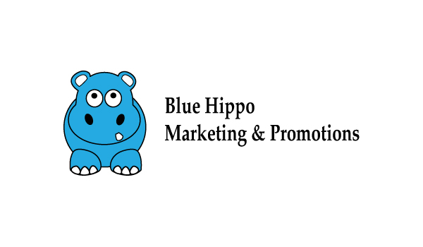 Blue Hippo Marketing & Promotions logo