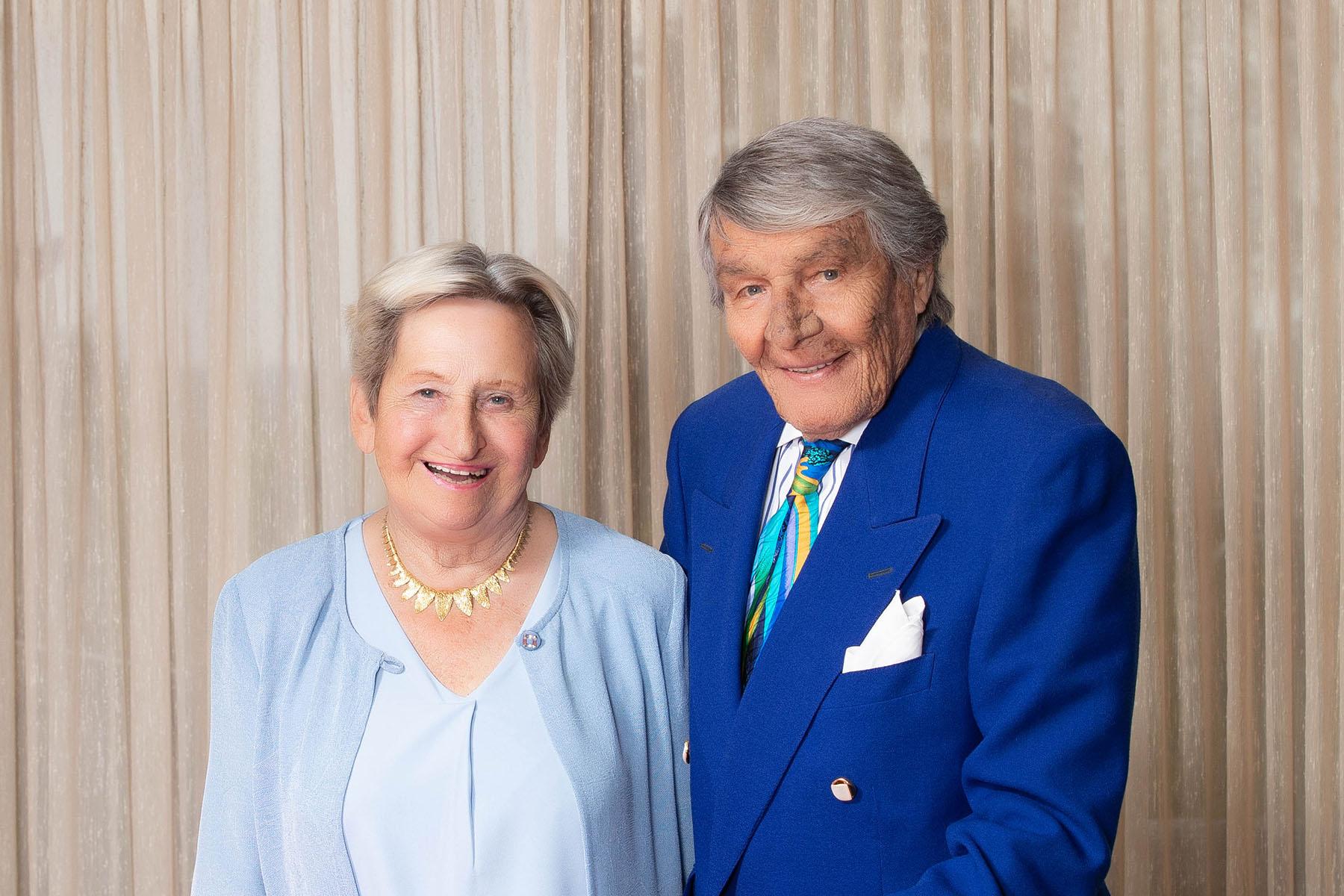 Margaret and Charles Juravinski
