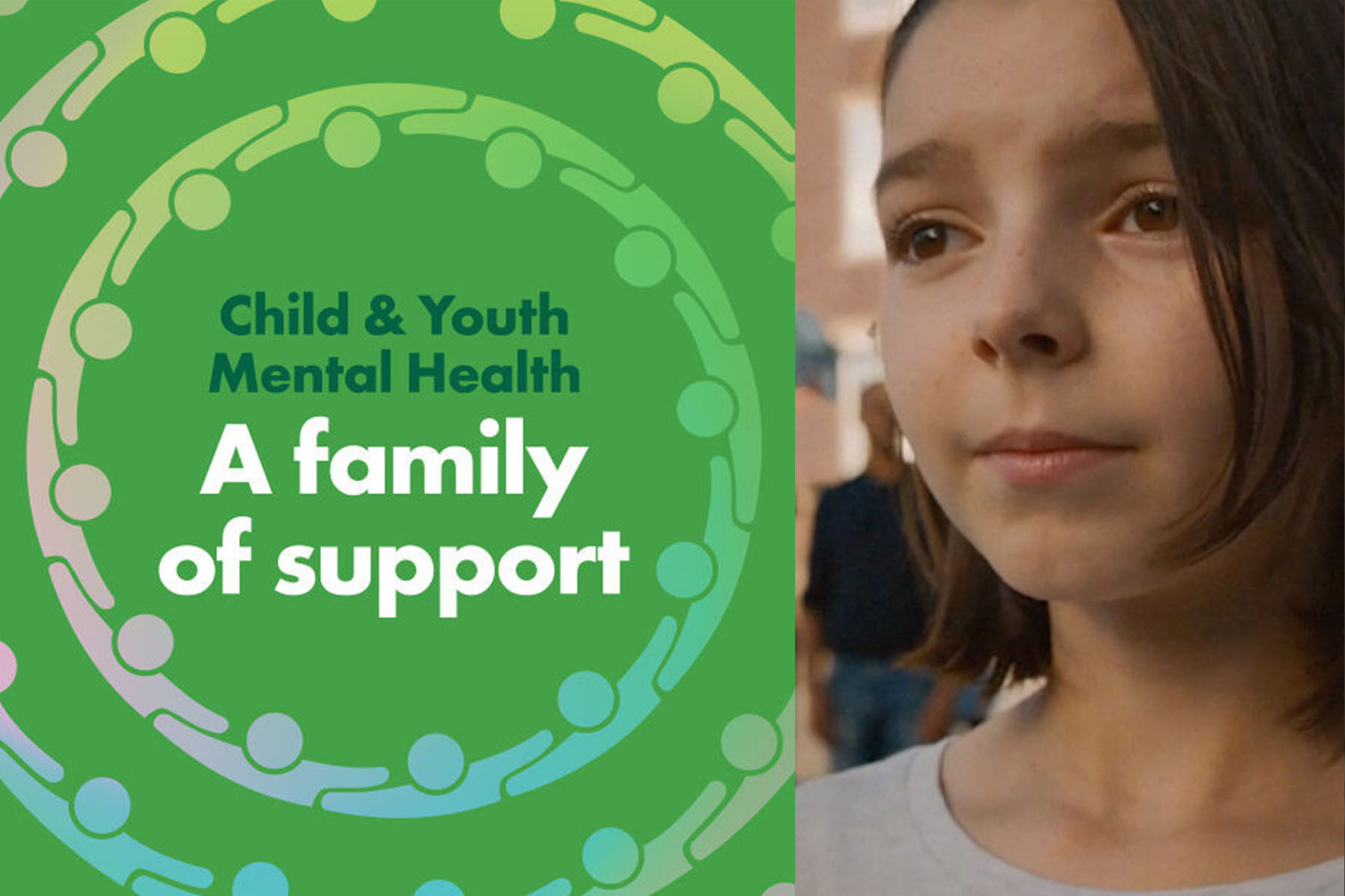 An image from the Family of Support campaign