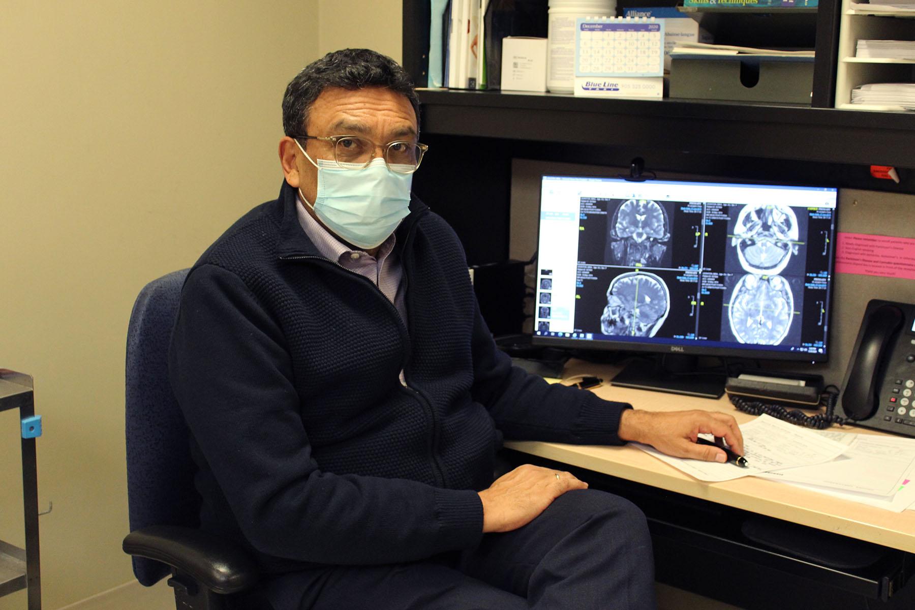 Luis Morillo, Neurologist