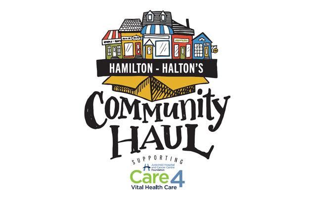 Hamilton Halton Community Haul logo