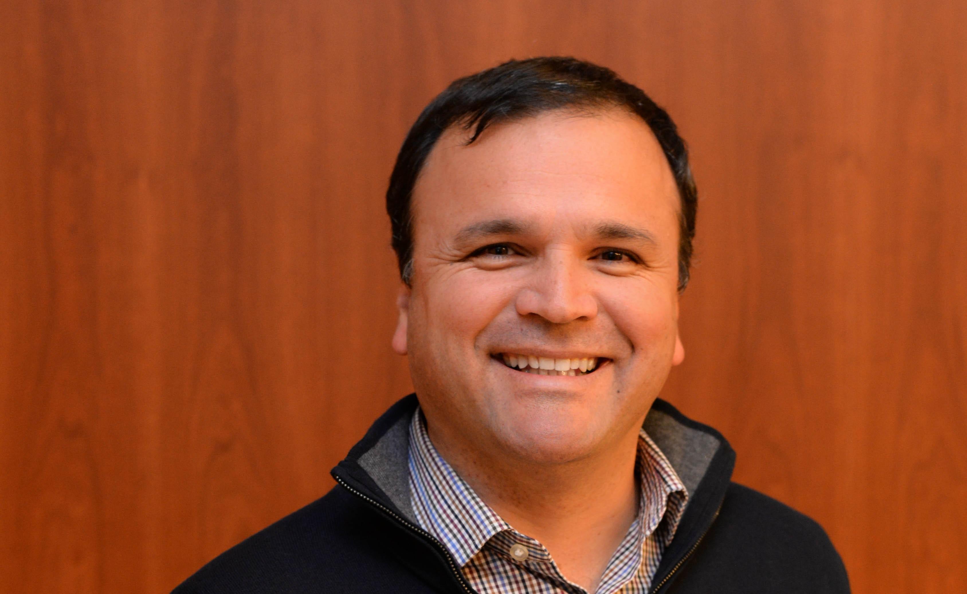 A headshot of Dr. Jimenez