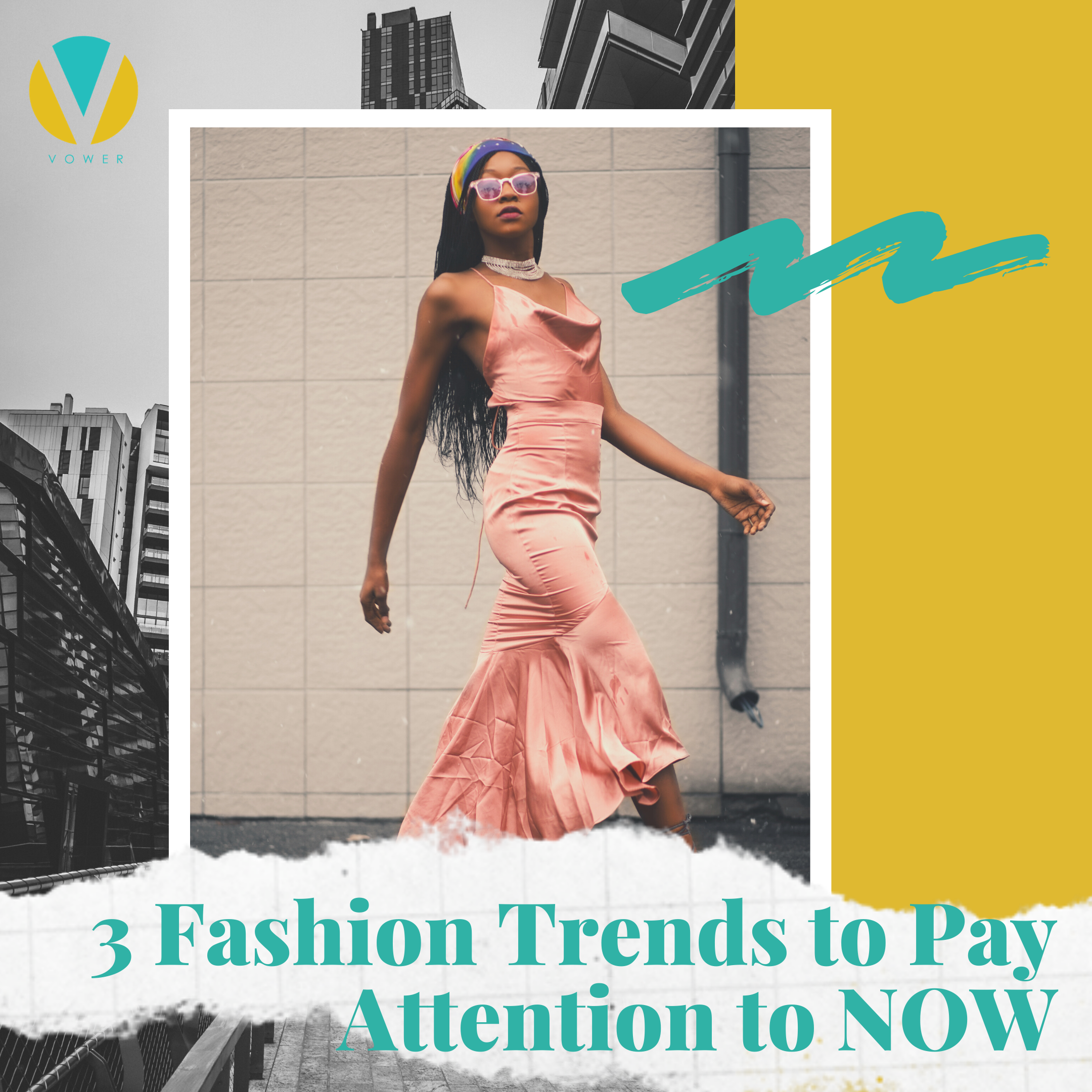 3 Fashion Trends to Pay Attention to!