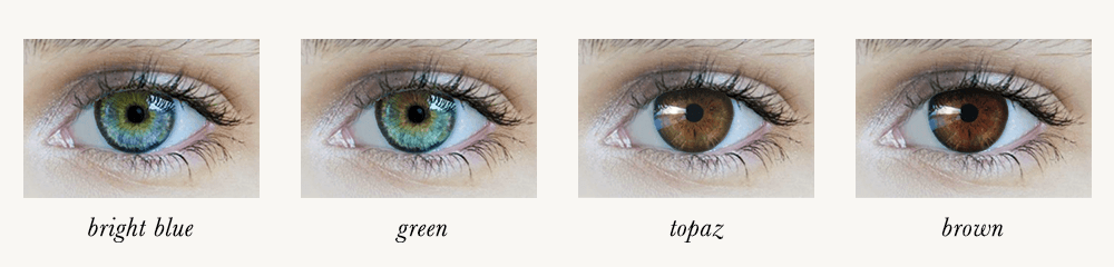 Bright Spring Eyes