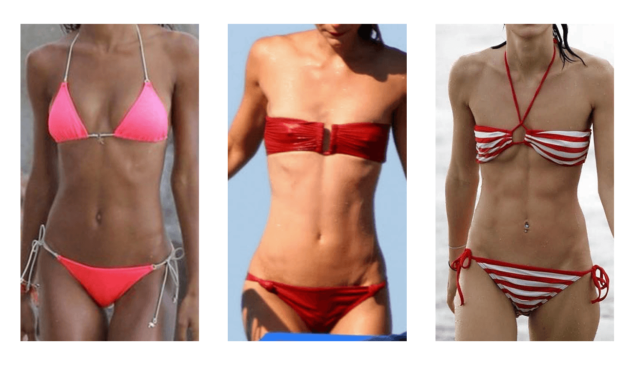 Kibbe Body Types - Body Shape A - the concept wardrobe