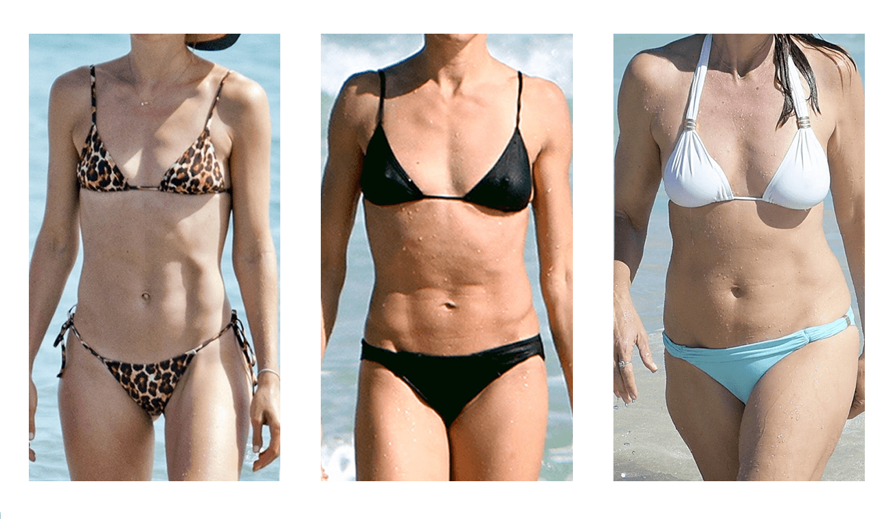 Kibbe Body Types - Body Shape B - the concept wardrobe