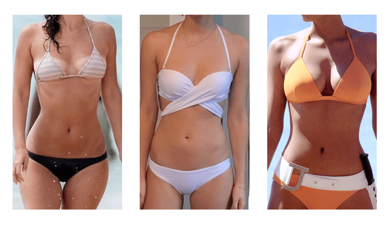 Kibbe Body Types - Body Shape D - the concept wardrobe