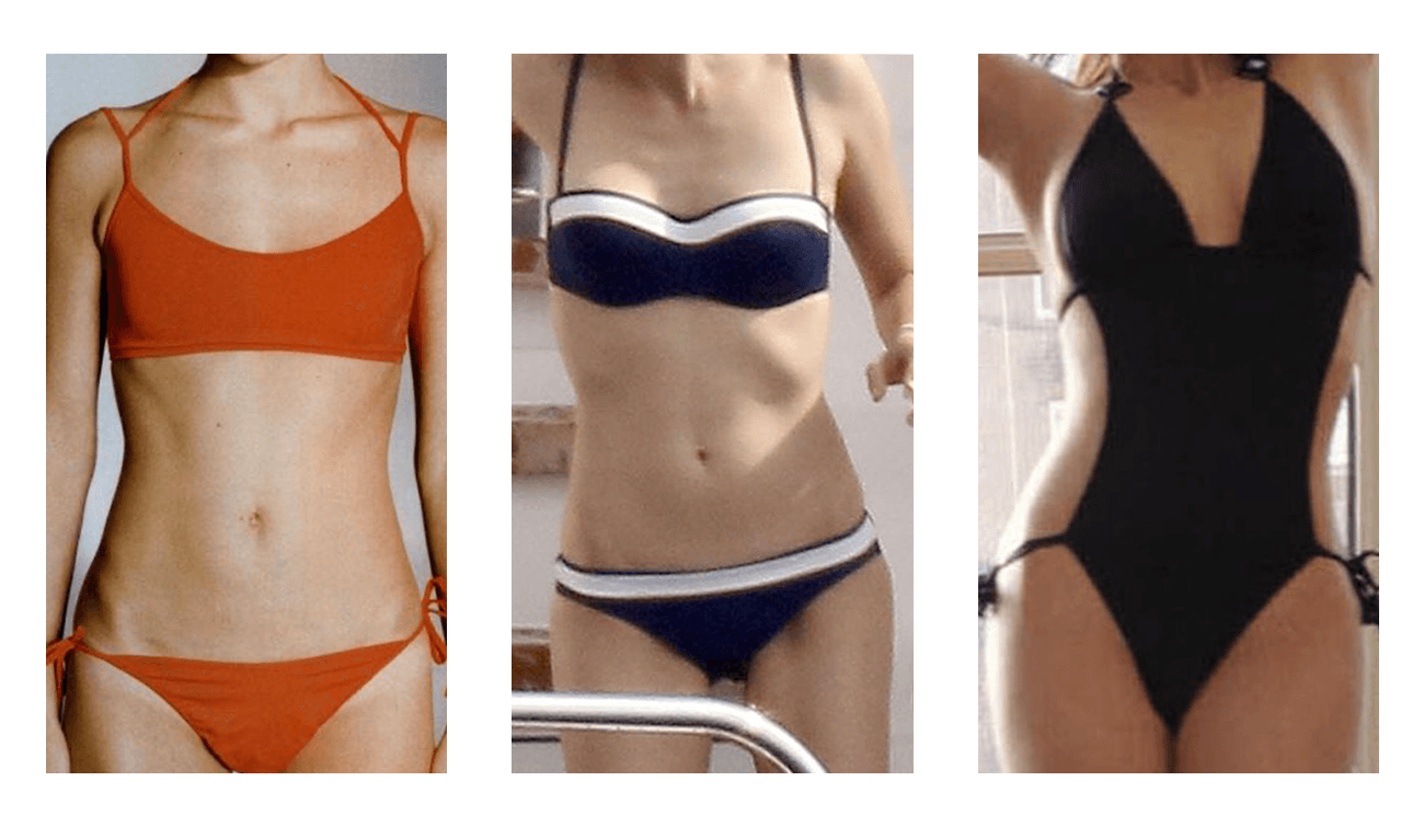 Kibbe Body Types - Body Shape C - the concept wardrobe