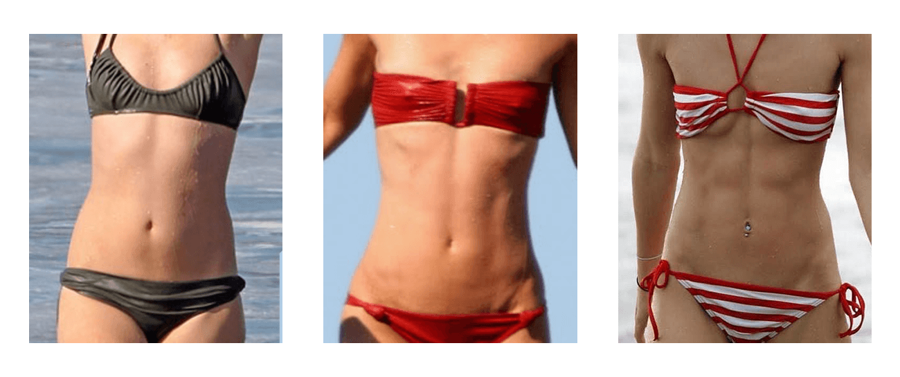 Kibbe Body Types - Waistline A - the concept wardrobe