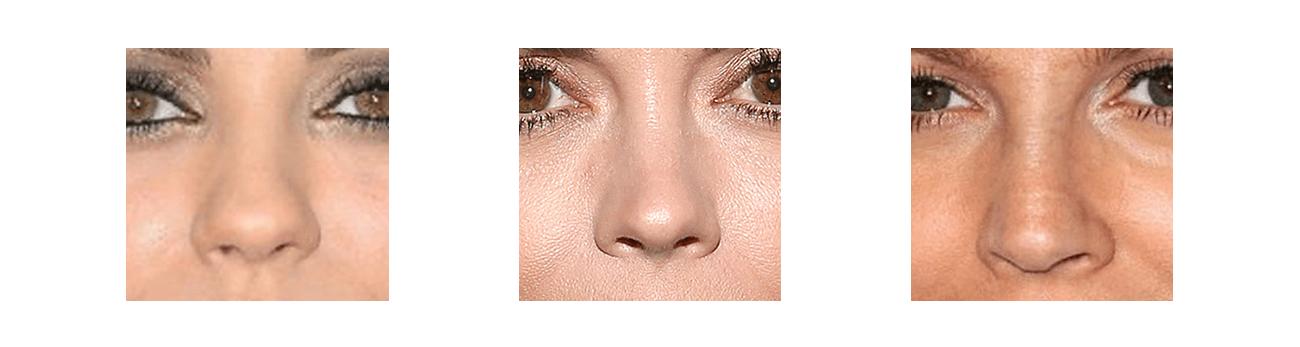 Kibbe Body Types - Noses E - the concept wardrobe