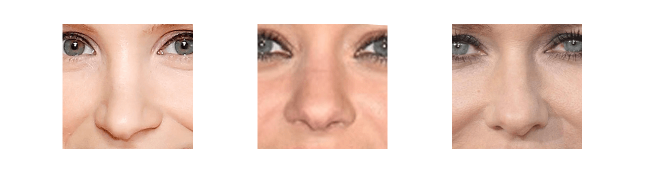 Kibbe Body Types - Noses C - the concept wardrobe