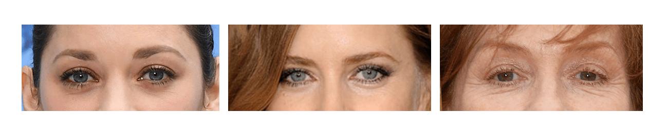 Kibbe Body Types - Eyes C - the concept wardrobe