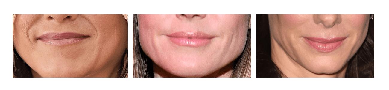 Kibbe Body Types - Lips B - the concept wardrobe