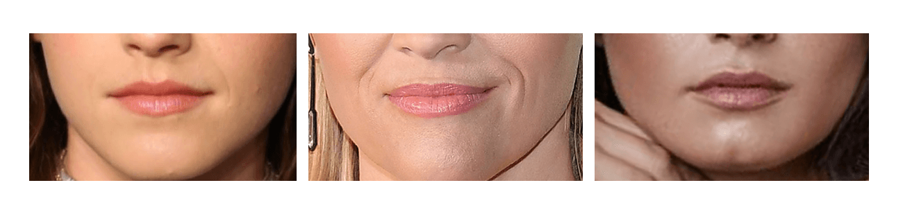Kibbe Body Types - Lips D - the concept wardrobe