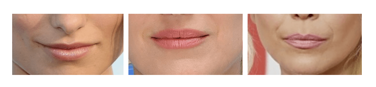 Kibbe Body Types - Lips C - the concept wardrobe