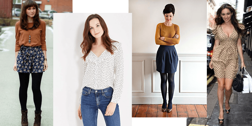 Kibbe Body Types - Soft Gamine - Silhouette - the concept wardrobe