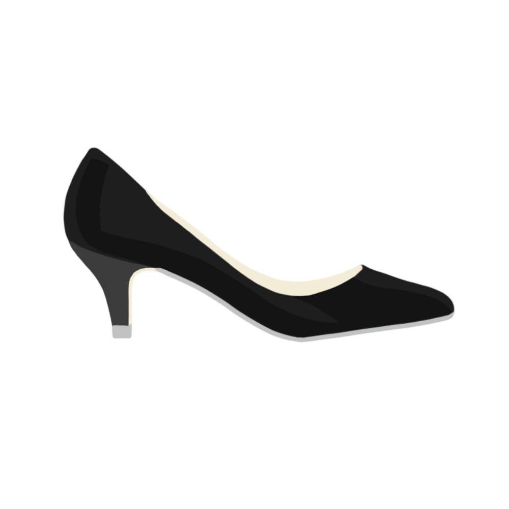 Kitten Heels Shoes - the concept wardrobe