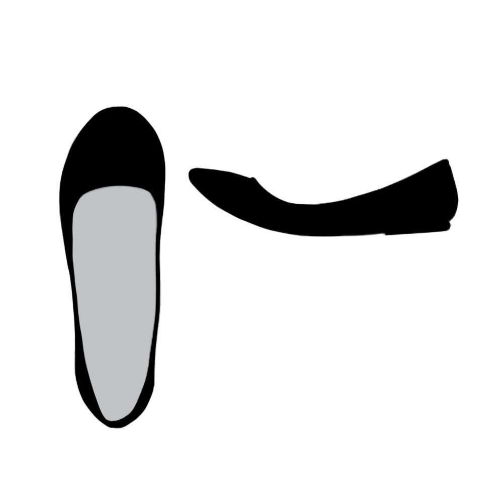 Round Toe Shoe - the concept wardrobe