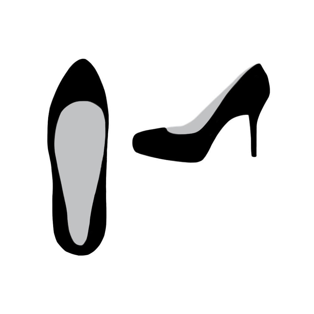 Almond Toe Oval Toe Shoe - the concept wardrobe