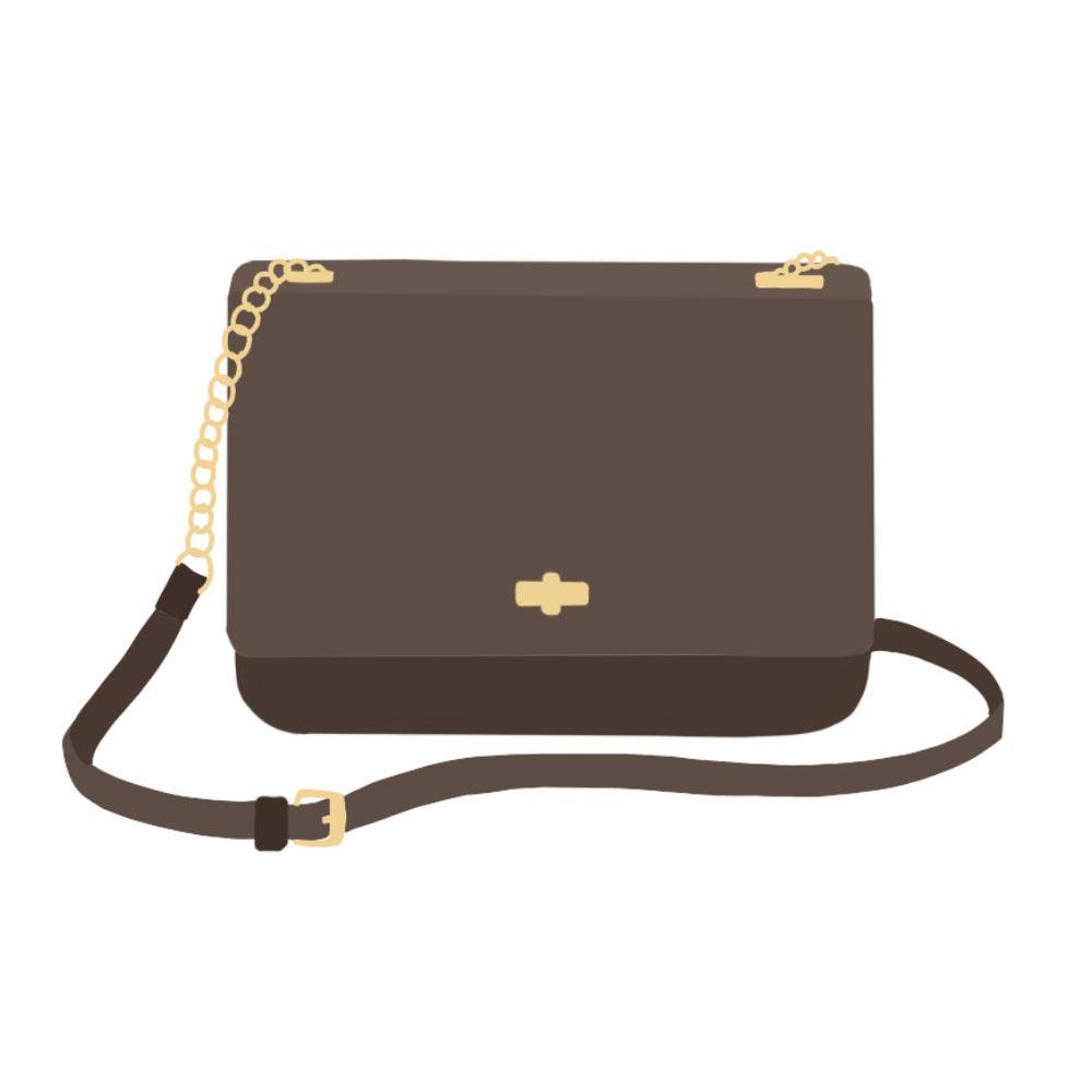 Crossbody Bag Accessories - the concept wardrobe