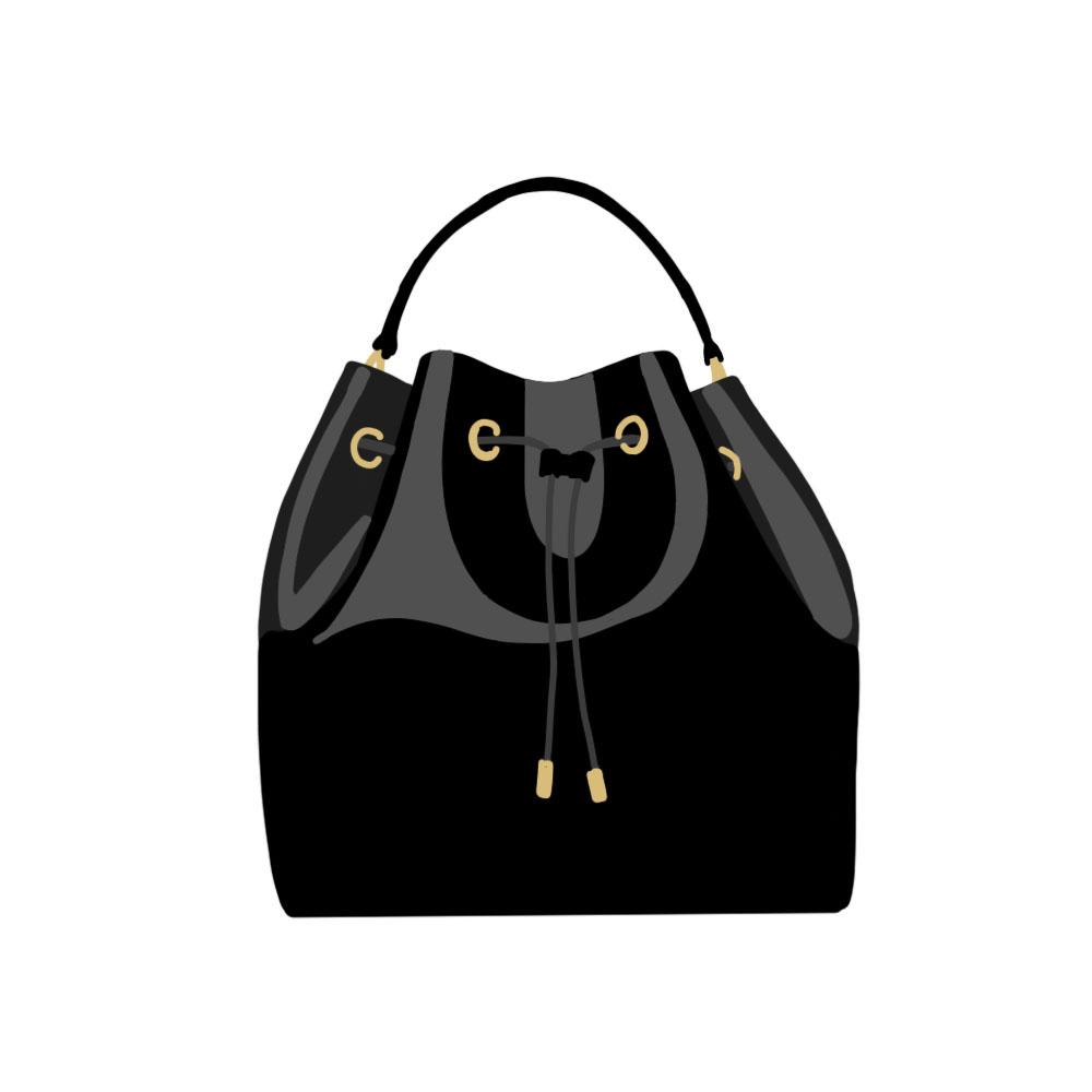 Bucket Bag Accessories - the concept wardrobe