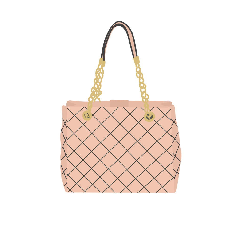 Quilted Bag Accessories - the concept wardrobe