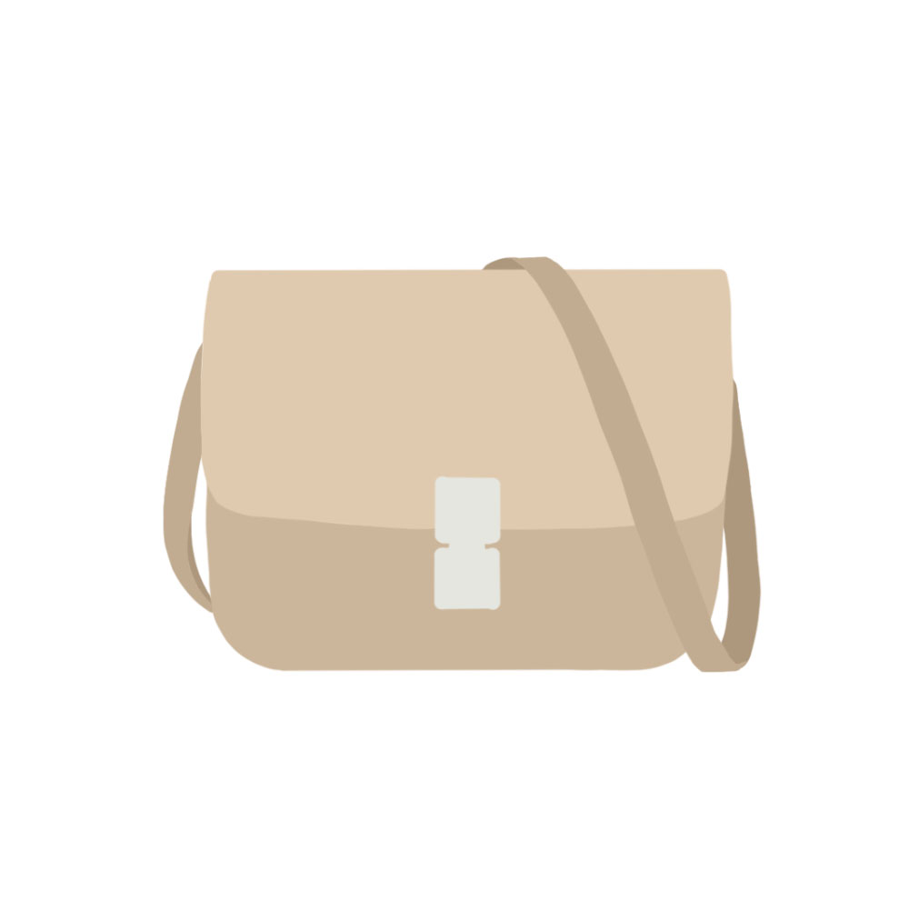 Flap Bag Accessories - the concept wardrobe
