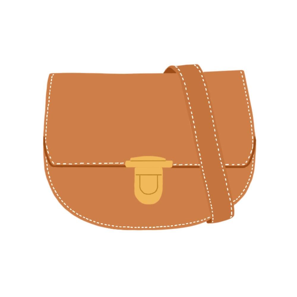 Saddle Bag Accessories - the concept wardrobe