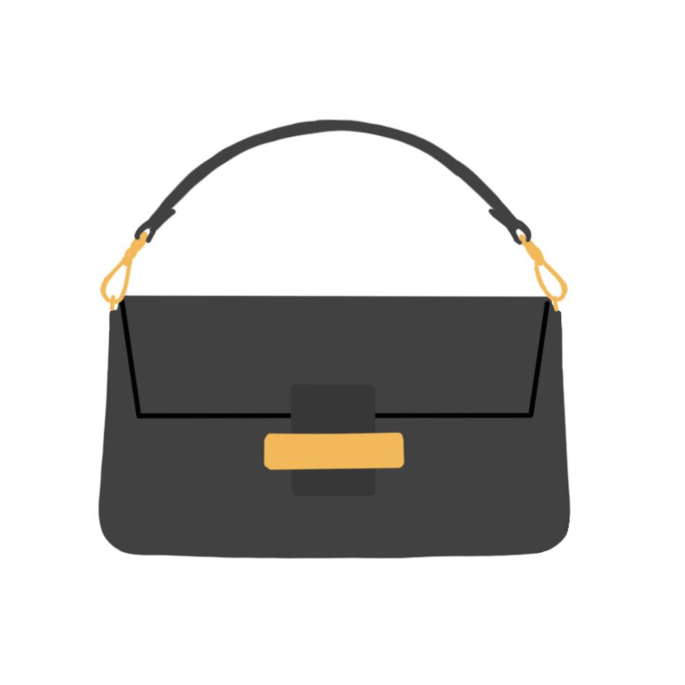 Baguette Bag Accessories - the concept wardrobe
