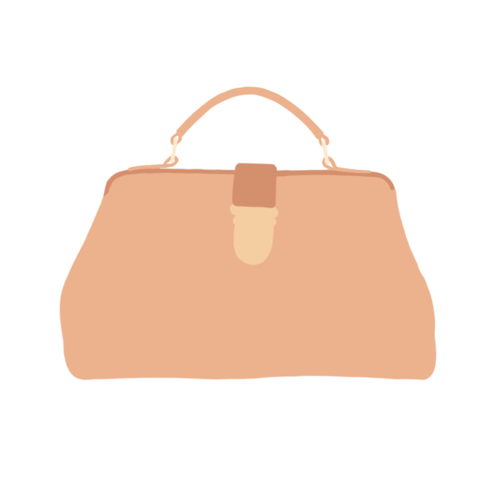 Doctor Bag Accessories - the concept wardrobe